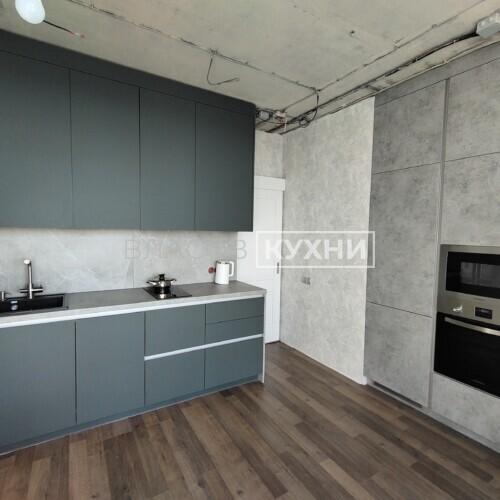 Кухня «Форэст» в ЖК Минск Мир